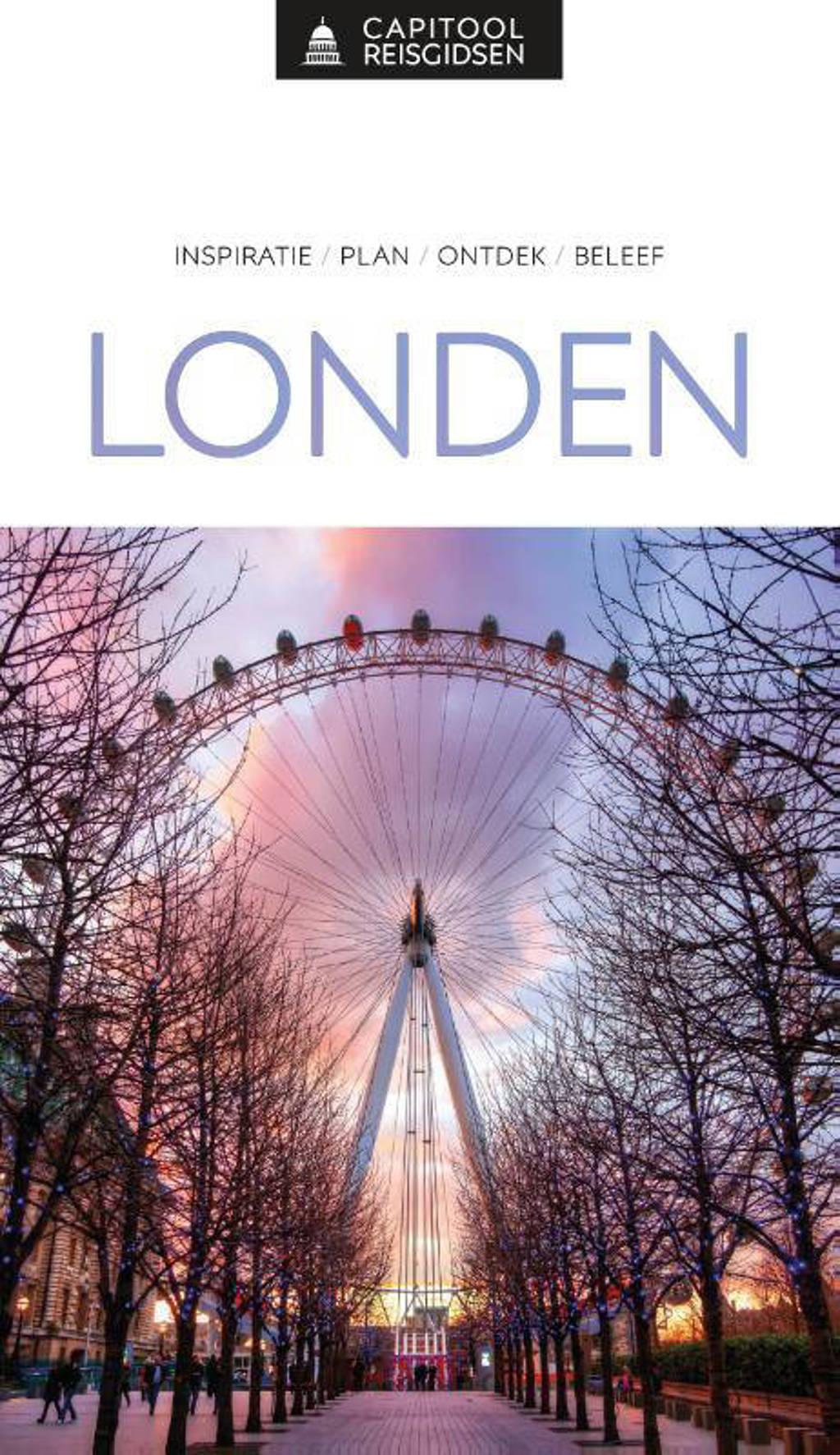 Capitool reisgidsen: Londen - Capitool