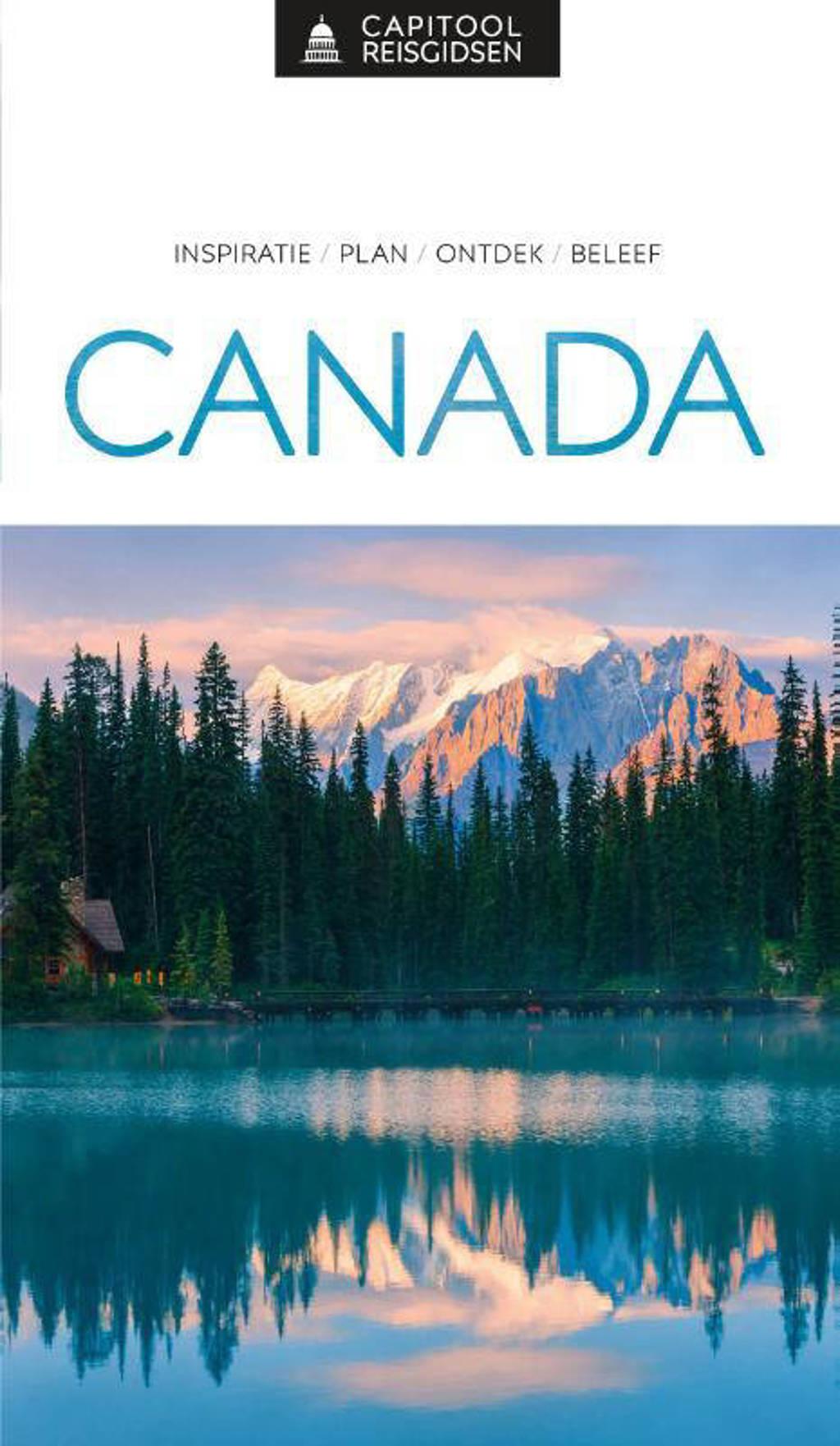 Capitool reisgidsen: Canada - Capitool