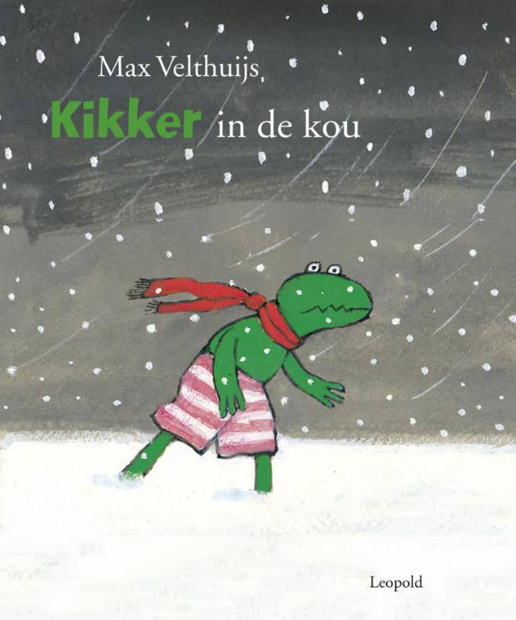 Kikker in de kou - Max Velthuijs