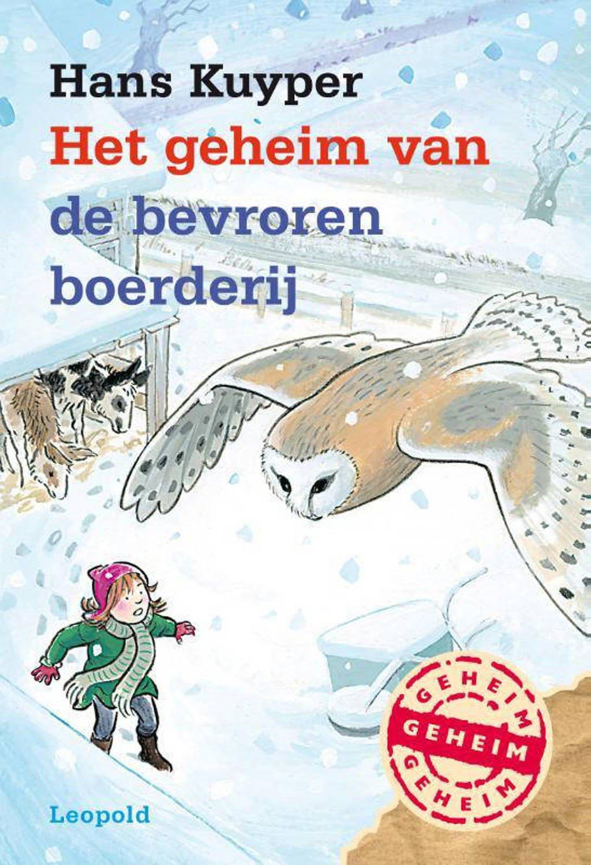 Het geheim van de bevroren boerderij - Hans Kuyper en