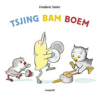 Tsjing bam boem - Frédéric Stehr