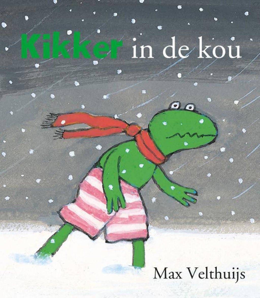 Kikker in de kou display 10 ex - Max Velthuijs
