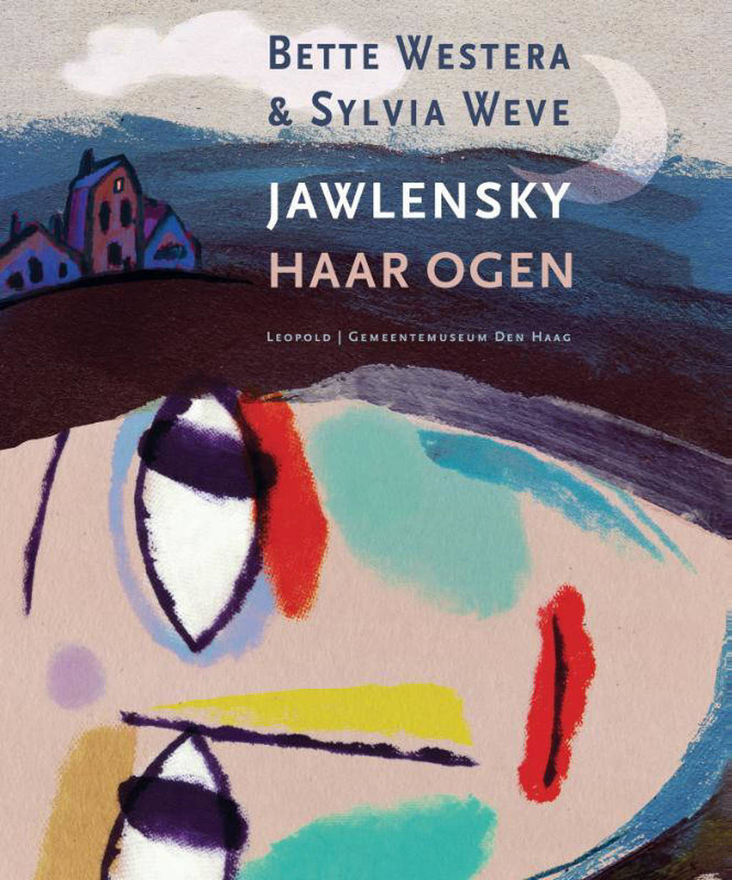 Kunstprentenboeken: Jawlensky Haar ogen - Bette Westera