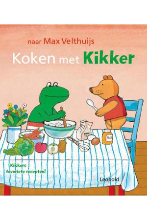 Kikker: Koken met Kikker - Max Velthuijs
