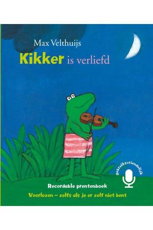 Kikker: Kikker is verliefd - Max Velthuijs