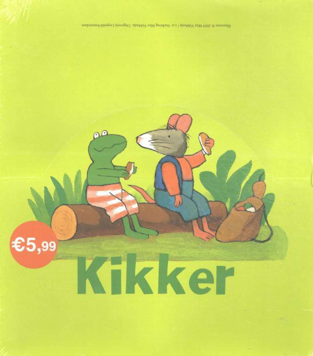 Kikker: Kikker mini editie display 4 x 5 ex. - Max Velthuijs