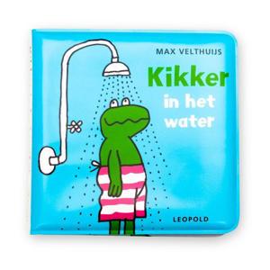 Kikker: Kikker in het water - Max Velthuijs