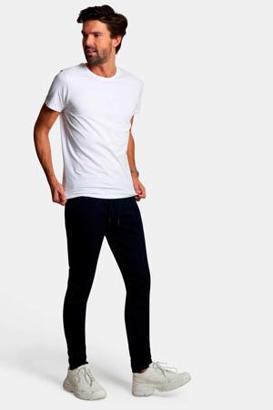 skinny joggingbroek donkerblauw