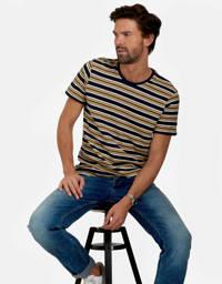 Refill by Shoeby gestreept T-shirt meerkleurig, Meerkleurig