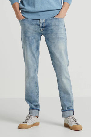 slim fit jeans 229 bleach denim