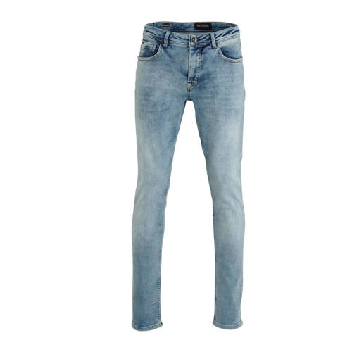 No Excess slim fit jeans 229 bleach denim