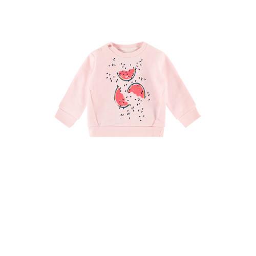 IMPS&ELFS baby sweater Akasia met biologisch k
