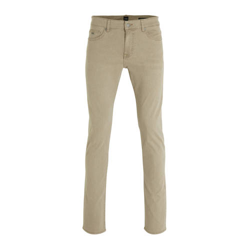 BOSS Casual slim fit jeans 020 Delaware beige