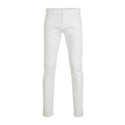 BOSS Menswear slim fit jeans 100 white