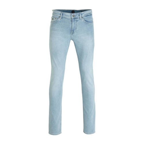 BOSS Casual slim fit jeans 020 Delaware light deni