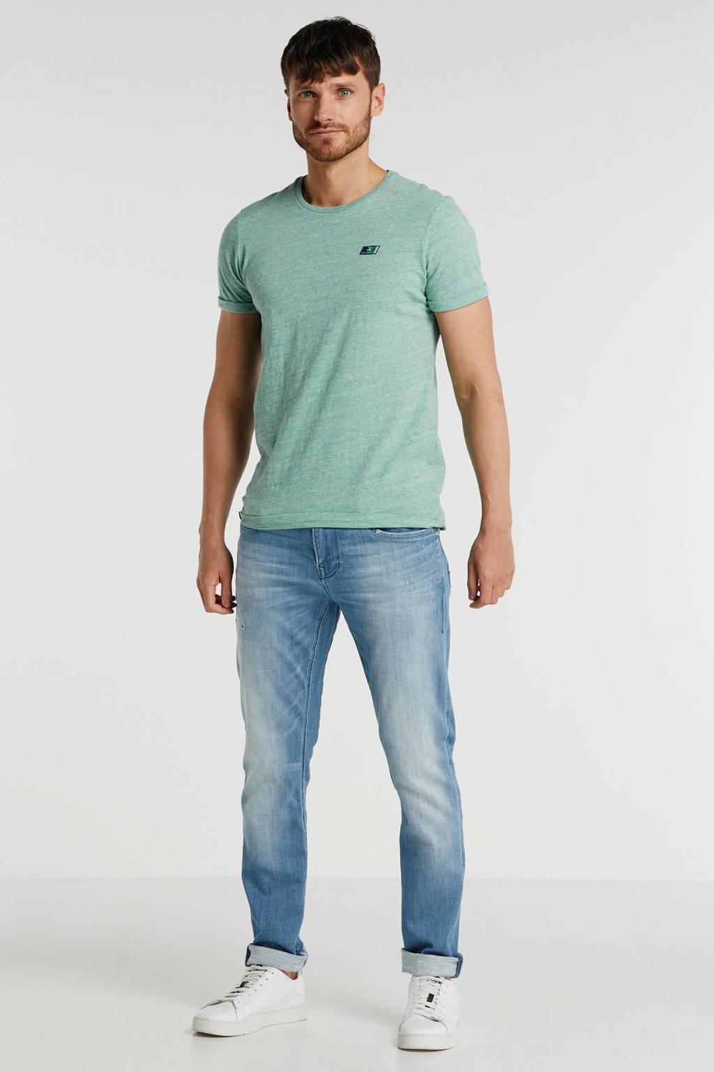 PME Legend slim fit jeans blue denim, Blue denim