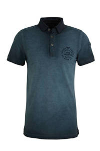 PME Legend polo, Donkerblauw