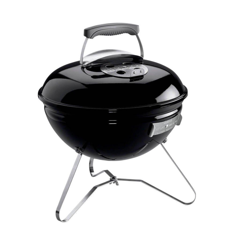 Weber  houtskoolbarbecue Smokey Joe, Zwart