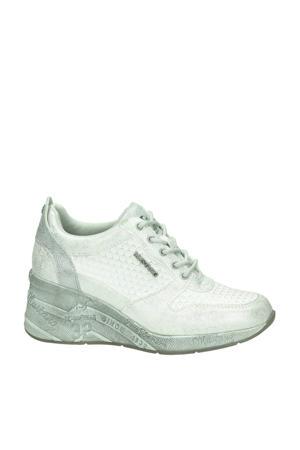 wedge sneakers wit