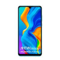 Huawei P30 lite New Edition smartphone Peacock Blue, Blauw