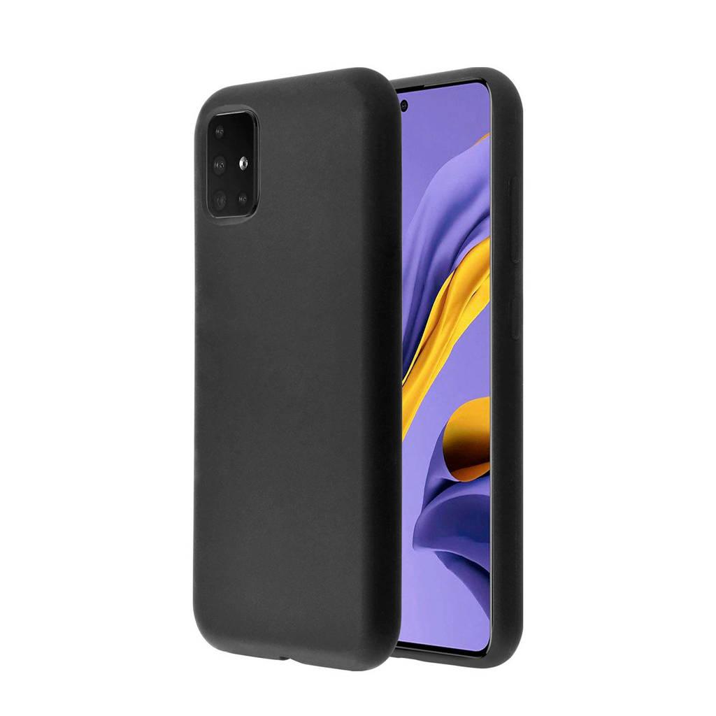 Azuri backcover Galaxy A51, Zwart