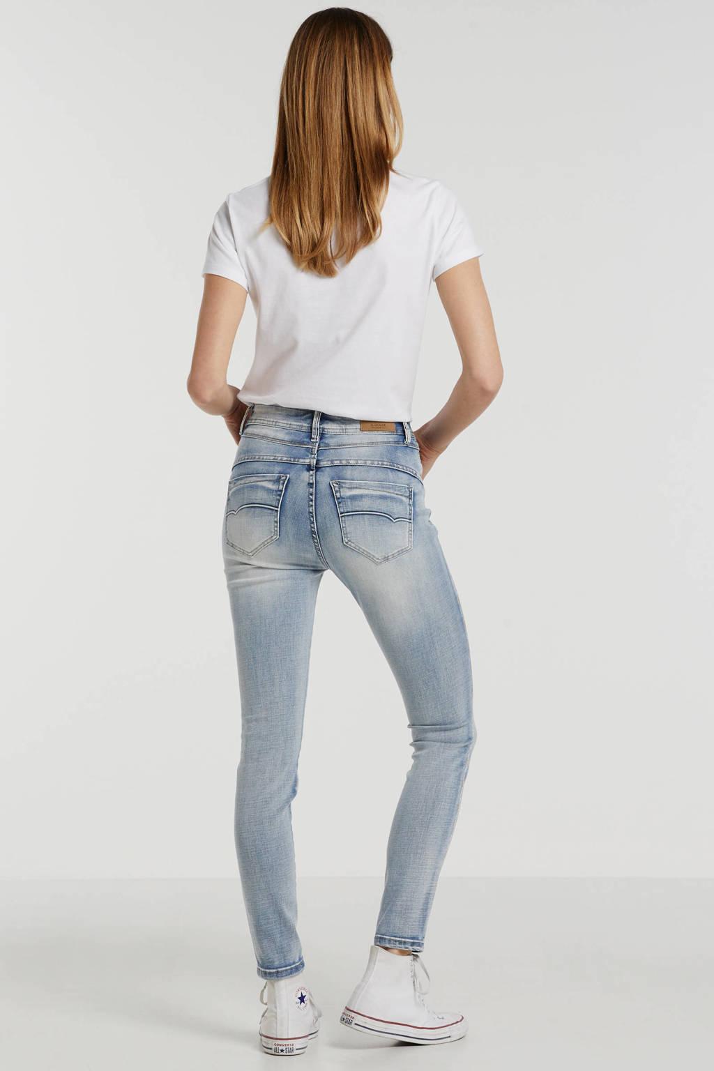 Il Dolce skinny jeans Ruby lichtblauw, Lichtblauw