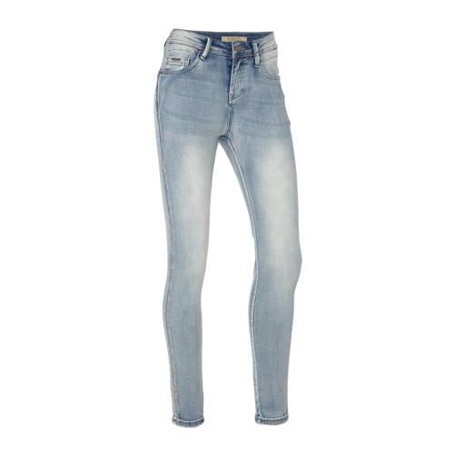 Il Dolce skinny jeans Ruby lichtblauw