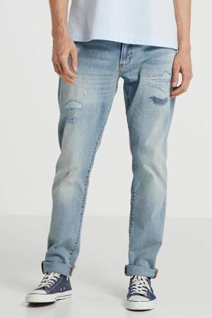 slim fit jeans light wash