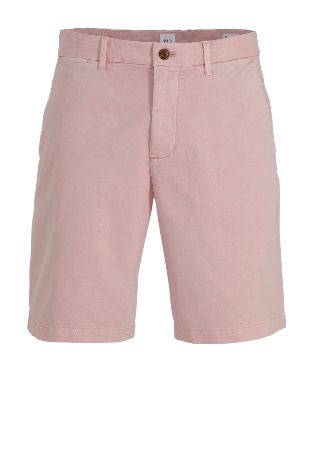 GAP regular fit bermuda roze, Roze
