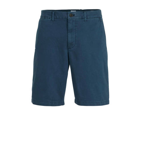 GAP regular fit bermuda blauw