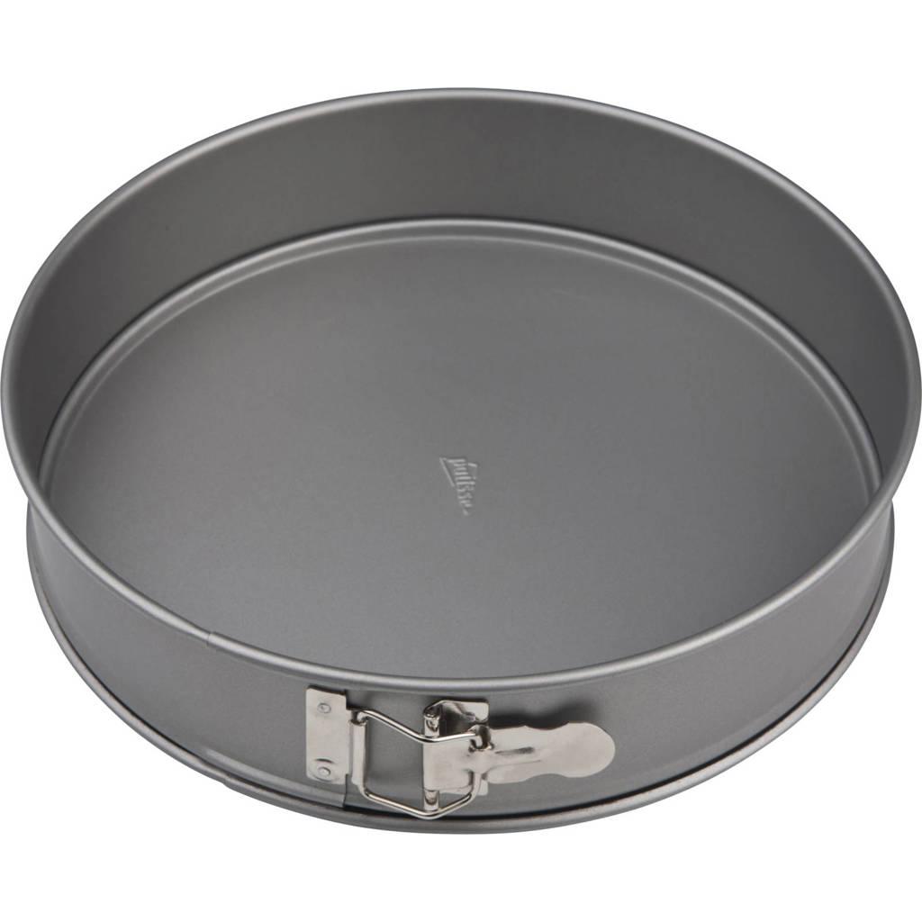 Patisse Springvorm Silver Top Ø28 cm, Zilverkleurig