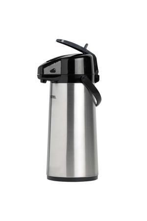thermoskan met pomp-Inox - 2.2 liter