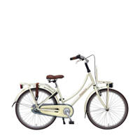 Volare  Excellent 24 inch Shimano N3, Parelmoer wit