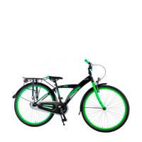Volare  Thombike City 26 inch, Zwart/groen