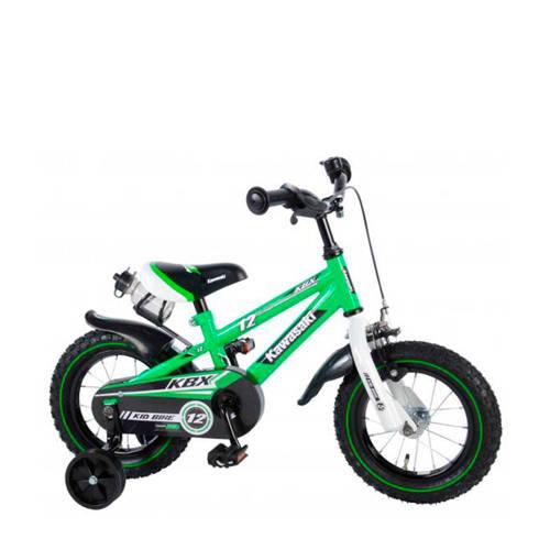 Kawasaki 12 inch kinderfiets