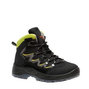 wandelschoenen zwart/groen jongens