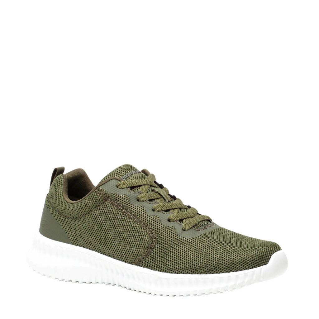 Hush Puppies   sneakers groen, Groen