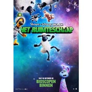Shaun het schaap 2 - Het ruimteschaap (Blu-ray)