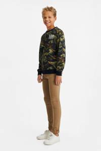 WE Fashion Blue Ridge skinny jeans beige, Beige
