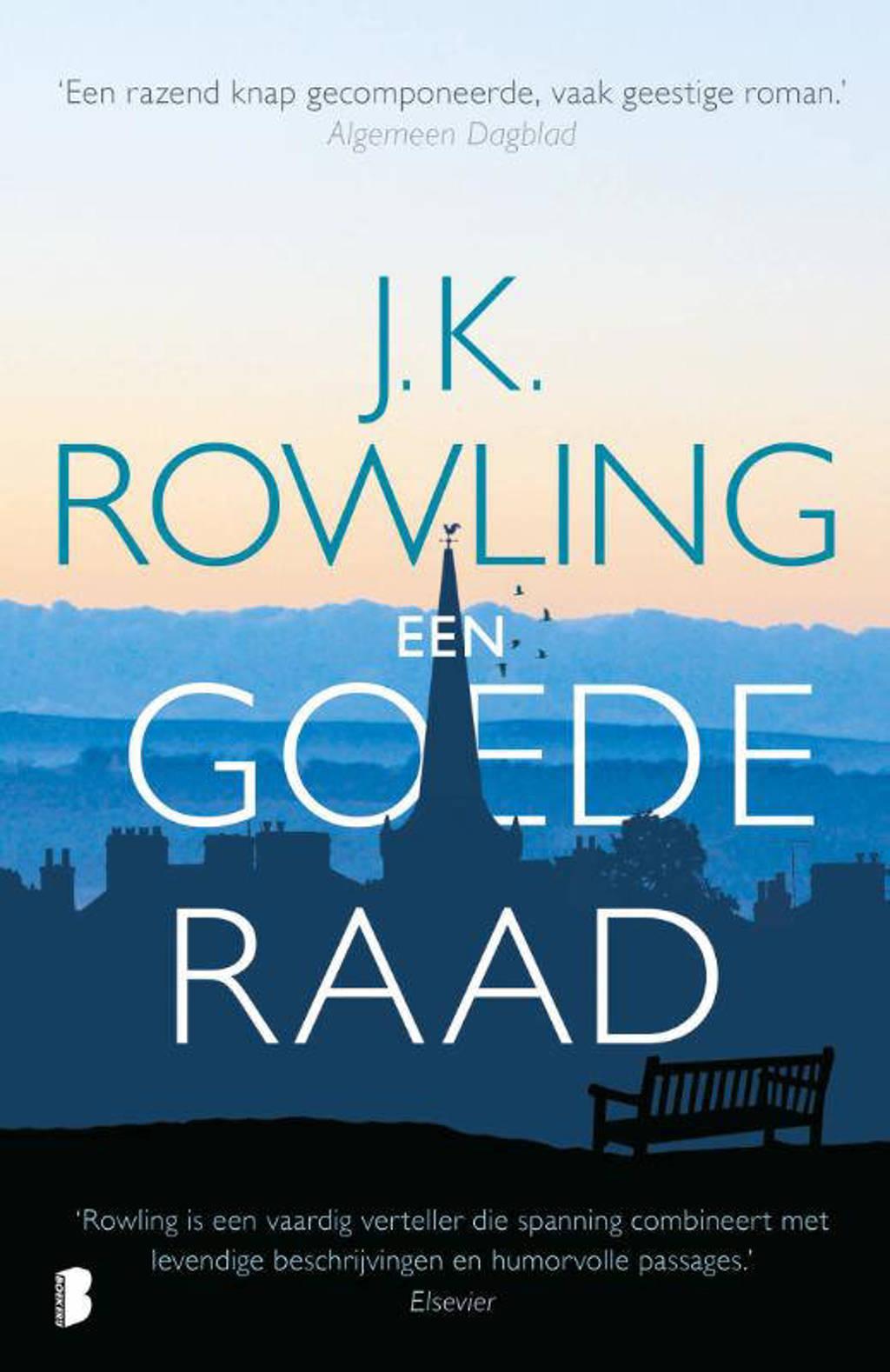 Een goede raad - J.K. Rowling