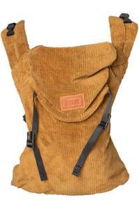 ByKay Click Carrier classic draagzak Rib Velvet  Mustard Brown