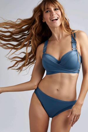 beugel bikinitop Cache Coeur blauw