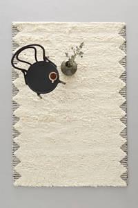 whkmp's own vloerkleed Lievin  (230x160 cm), ivoor/zwart