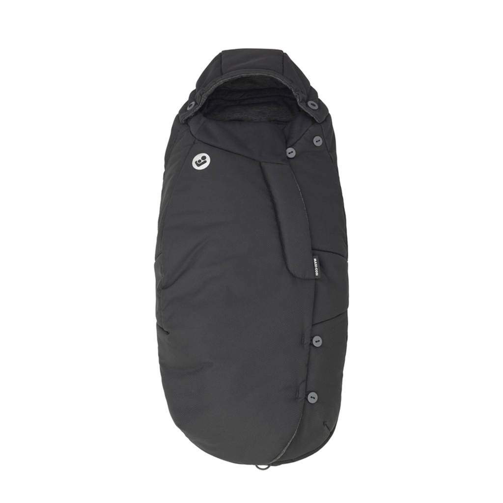Maxi-Cosi voetenzak Essential Black