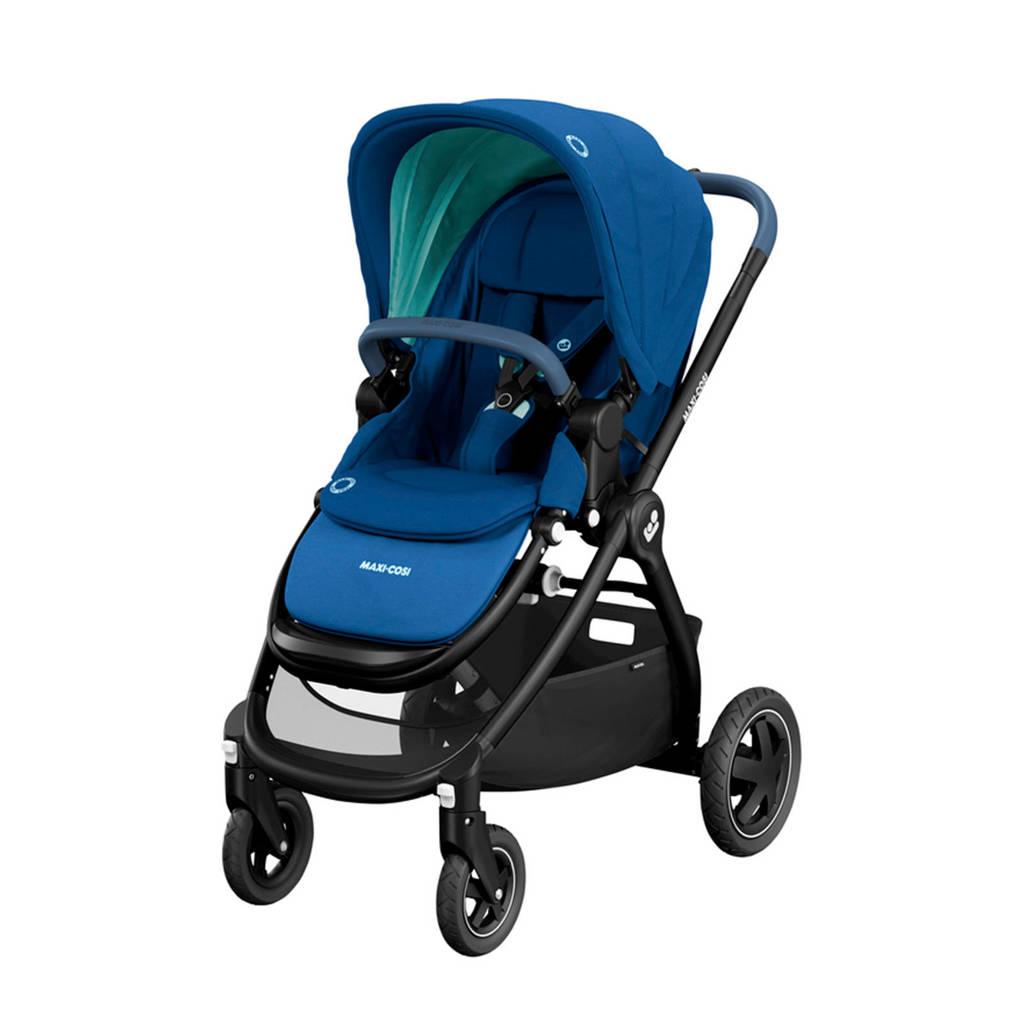 Maxi-Cosi Adorra kinderwagen essential blue, Essential Blue