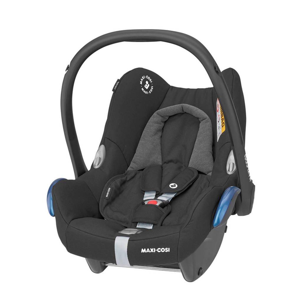Maxi-Cosi CabrioFix autostoel essential black, Essential Black