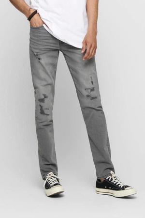 slim fit jeans Loom grey denim