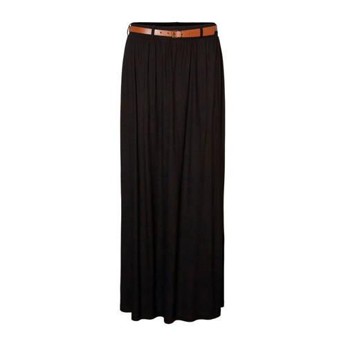 VERO MODA rok en ceintuur zwart