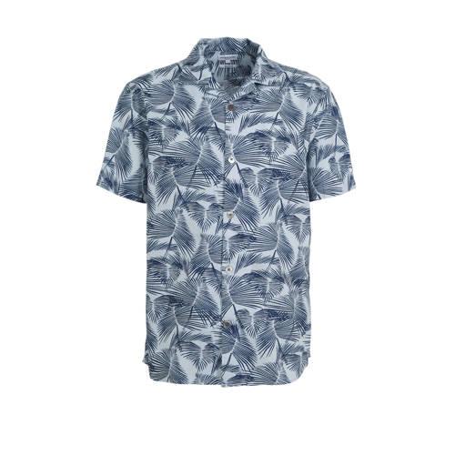 McGregor regular fit overhemd met all over print k