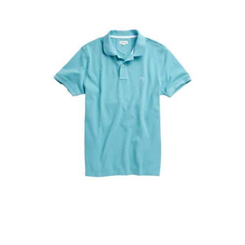 McGregor slim fit polo blauw